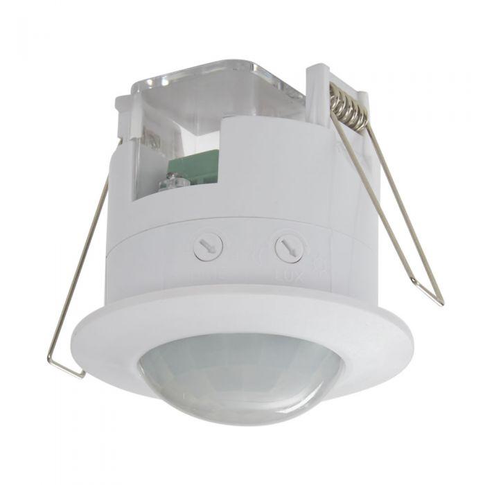Powermaster 360° Verzonken Plafond PIR Sensor IP20  Wit (Binnenshuis)