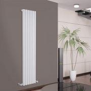 Savy Designradiator Verticaal Wit 160cm x 35,4cm x 8,1cm 958 Watt