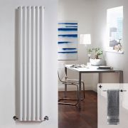 Revive Designradiator Verticaal Wit 160cm x 35,4cm x 10,5cm 841 Watt