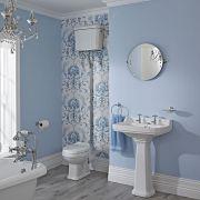 Mote Klassiek Hooghang Toilet met Reservoir en MDF Toiletzitting