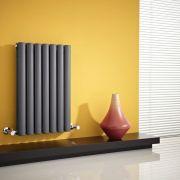 Revive Designradiator Horizontaal Antraciet 63,5cm x 41,5cm x 7,8cm 652 Watt