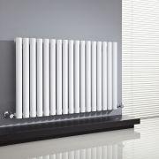 Revive Designradiator Horizontaal Wit 63,5cm x 100cm x 5,5cm 1015 Watt