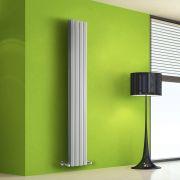Helius Designradiator Verticaal Wit 160cm x 28cm x 8,6cm 983 Watt