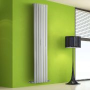 Helius Designradiator Verticaal Wit 178cm x 42cm x 6cm 1050 Watt
