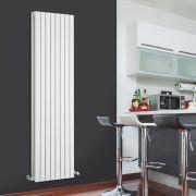 Sloane Designradiator Verticaal Wit 178cm x 47,2cm x 7,2cm 1931 Watt