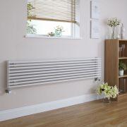 Parallel Designradiator Horizontaal Wit 34,2cm x 160cm x 8,4cm 1117 Watt