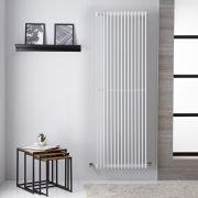 Arezzo Designradiator Verticaal Wit 180cm x 60,5cm 1947Watt