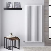 Grosetto V Designradiator Wit 150,6cm x 68cm 1344Watt