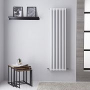 Grosetto V Designradiator Wit 150,6cm x 39,2cm 778Watt