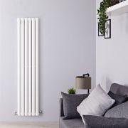 Revive Designradiator Verticaal Wit 150cm x 35,4cm x 7,8cm 1150Watt