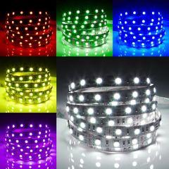 Biard IP20 - RGB- LED 5050 strip verlichting - 5 meter - Binnenverlichting