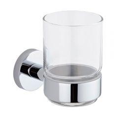 Moderne Glashouder met Beker