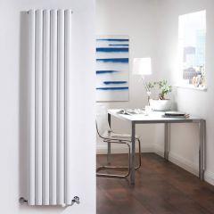 Revive Designradiator Verticaal Wit 160cm x 35,4cm x 7,8cm 1228 Watt