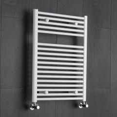 Etna Handdoekradiator Wit 80cm x 60cm x 3cm 567 Watt