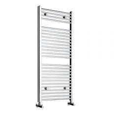 Ischia Handdoekradiator Chroom 120cm x 60cm x 3cm 531 Watt
