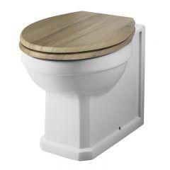 Richmond toilet met keuze uit verschillende toiletzitting