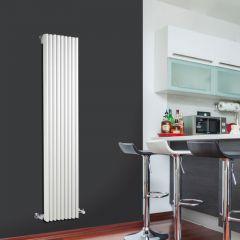 Parallel Designradiator Verticaal Wit 160cm x 34,2cm x 8,4cm 1053 Watt