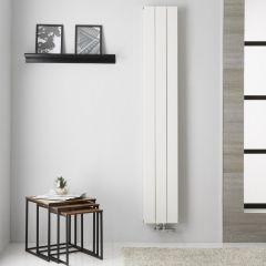 Kett Aluminium Designradiator Dubbelpaneel Wit 180 x 28 cm 1119 Watt