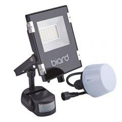 Biard Breedstraler 20W Zwart 22,5 x 13,5 x 4cm