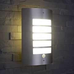 Biard Orleans RVS Buitenlamp - met Sensor