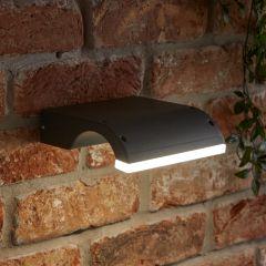 Biard Livada LED 10W IP54 Wandlicht - Antraciet