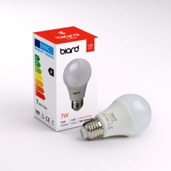 Multipak 6 x LED Gloeilamp 7W E27 Niet Dimbaar
