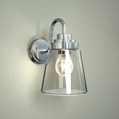Yogo 25W Rechte Badkamer Wandlamp 15 x 21,5 x 25,5 cm