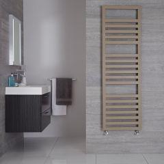 Urbino Designer Handdoekradiator Mineraal Kwarts 160cm x 50cm  814Watt