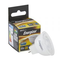 6 x Energizer 4.8W MR16 LED Spots