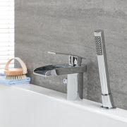 RHYME 1-greeps badmengkraan met handdouche