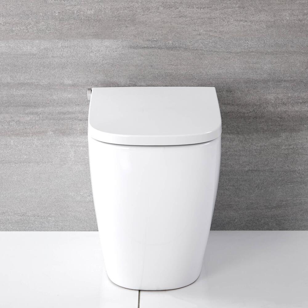 Staande Wc Pot Compleet.Japans Toilet Staand Hirayu