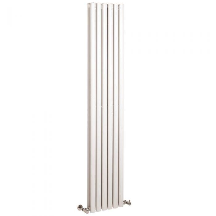 Revive Designradiator Verticaal Wit 178cm x 35,4cm x 7,8cm 1401 Watt