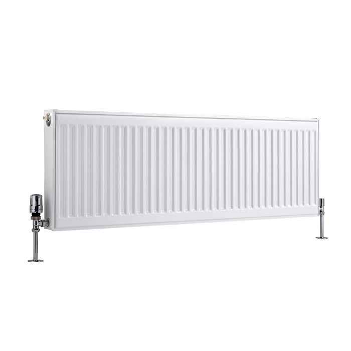 Basic Paneelradiator T 11 Horizontaal Wit 40cm x 120cm x 5cm 820 Watt