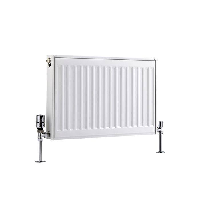 Basic Paneelradiator T 21 Horizontaal Wit 40cm x 60cm x 7,3cm 573 Watt