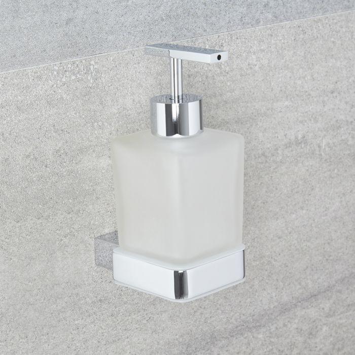 Zeepdispenser (excl zeep)   Kubix