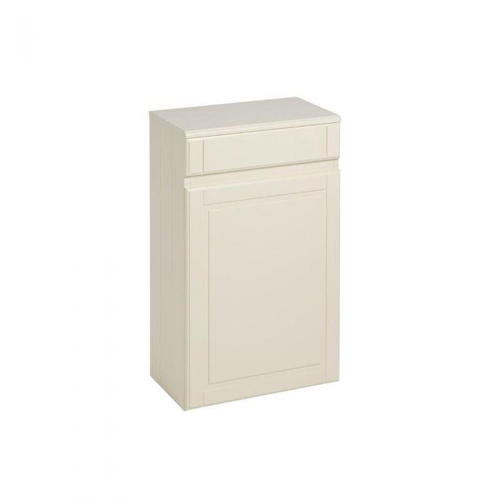Toiletkast MDF Ivoor 50cm x 81,5cm | Charlton
