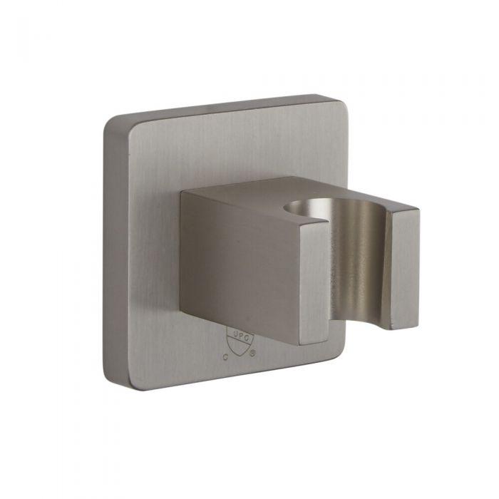 Handdouchehouder - Geborsteld Nikkel