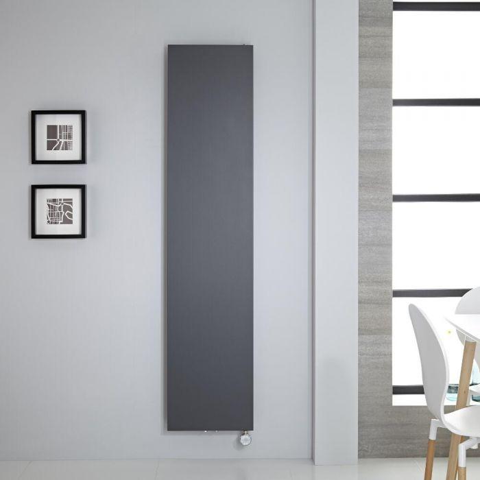 Plaatradiator Elektrisch Thermostatisch Antraciet 180cm x 40cm| Rubi
