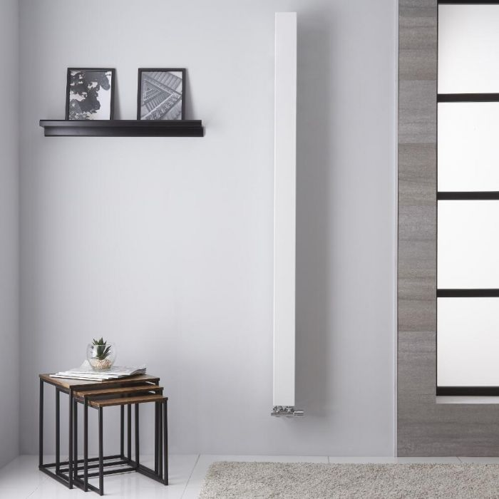 Uno Design Radiator Wit 180x10cm 459Watt