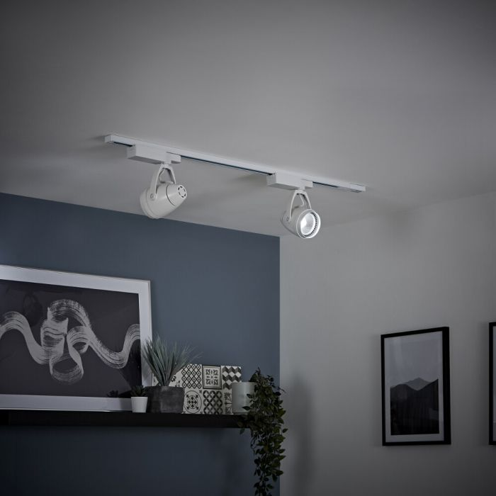 Railverlichting 12W-LED Wit | Kies de Lengte | Biard