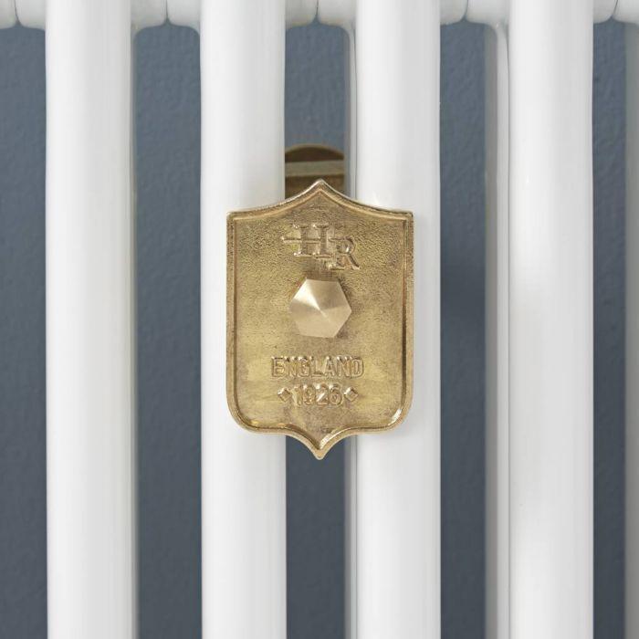 Penbeugel voor Windsor Klassieke Kolomradiatoren Messing