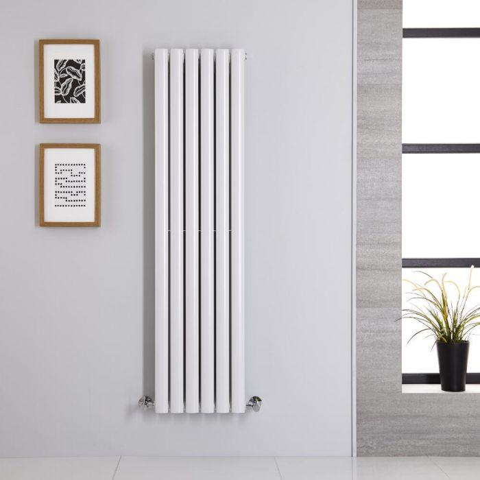 Revive Designradiator Verticaal Wit 140cm x 35,4cm x 7,8cm 1044 Watt