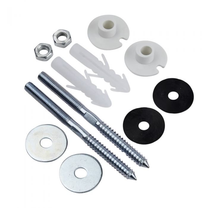 Bevestigings onderdelen voor Wastafel artikelnummer: NCH402-NCH403