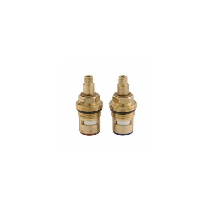 2 x Keramische Schijf Cartridge voor OUD model kranen