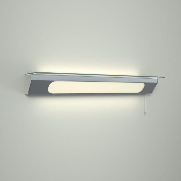 Achen LED Badkamer Wandplank Lamp IP44