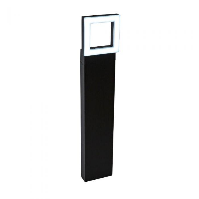 Ivrea 10W LED Sokkellamp IP65 65cm - Verkrijgbaar in Antraciet & Zwart