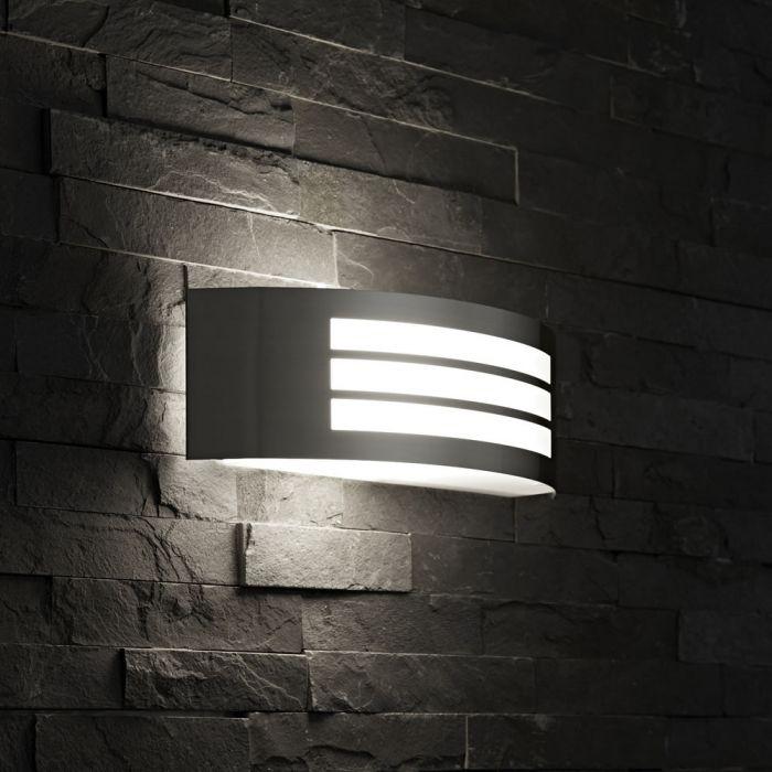 Orleans RVS Buitenlamp (Horizontale Uitvoering)
