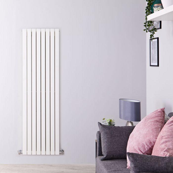 Sloane Designradiator Verticaal Wit 160cm x 47,2cm x 7,2cm 1591 Watt