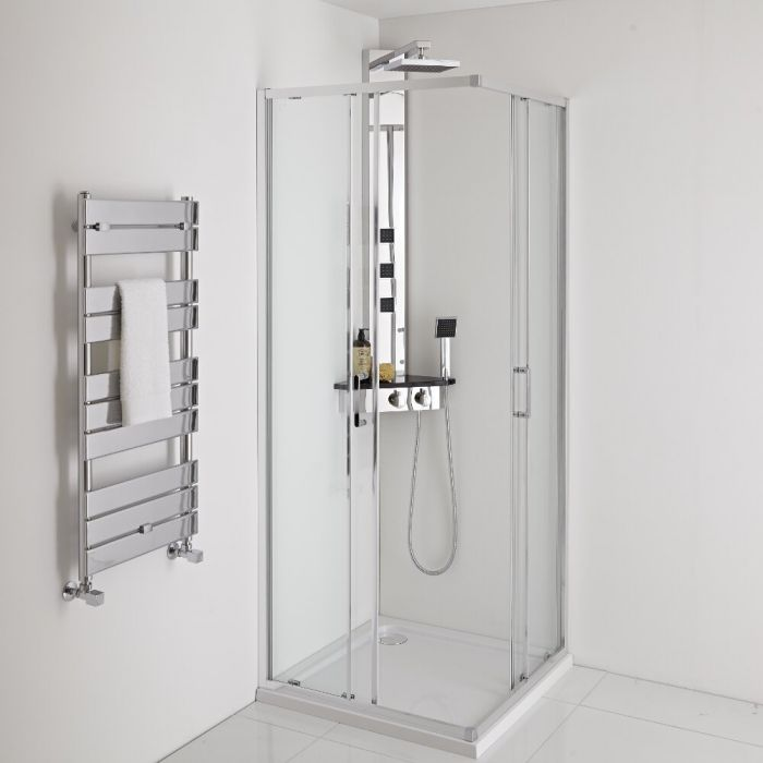 Alcove Thermostatisch Douchepaneel