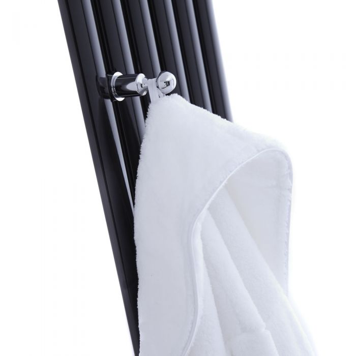 Handdoekhaak voor Radiator Chroom  - Alleen geschikt voor Revive Collectie